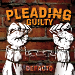 pleading guilty defacto